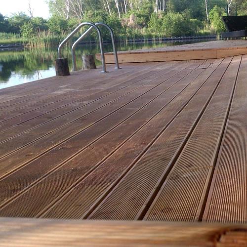 Produkte für Holz im Aussenbereich