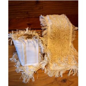 Wischbezug Baumwolle 40 cm