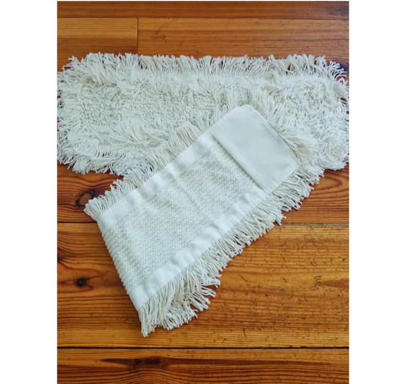 2-er Set Wischbezug Baumwolle 50cm