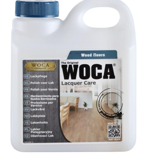 WOCA Lack- und Laminatpflege 1 Liter