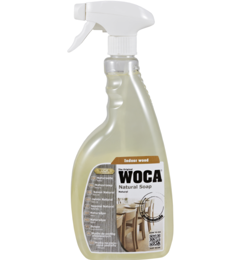 WOCA Holzbodenseife Spray natur 750 ml