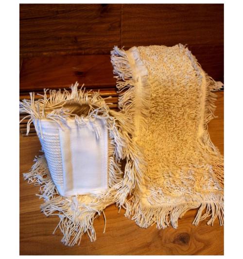 Wischbezug Baumwolle 50cm
