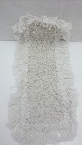 Wischbezug Natur Baumwolle 40 cm