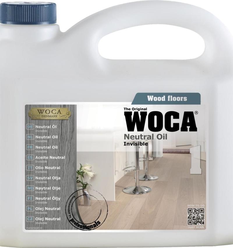 WOCA Neutralöl