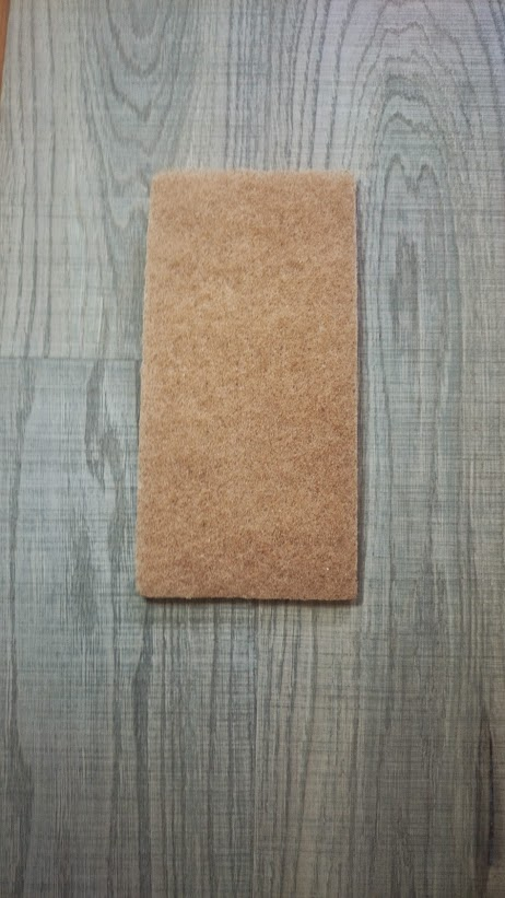 Handpad Super beige