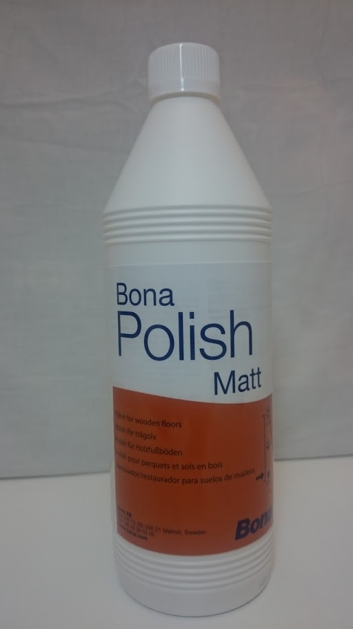 Bona Parkett Polish Matt Lackpflege Fur Parkett Und Dielen