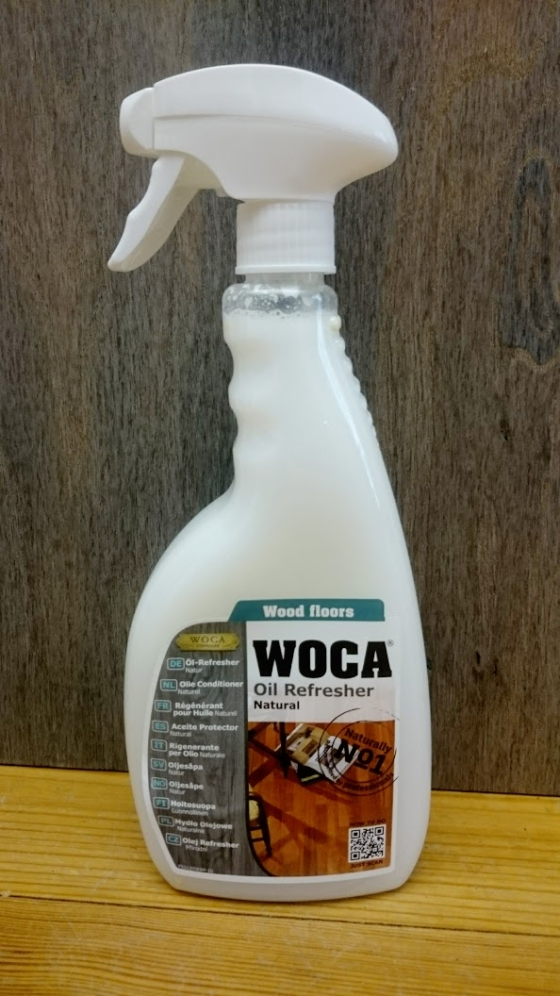 Woca Ölrefresher natur Spray 750 ml