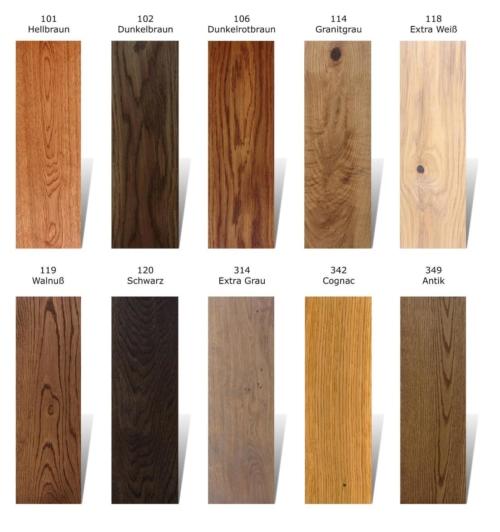 WOCA Colour Öl Farben