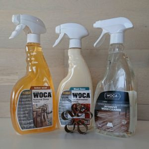 Woca Spray Set